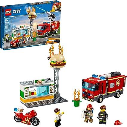 LEGO Chien de Berger neuf gris foncé Chien Tier 48812 pour 7324 4755 4756...
