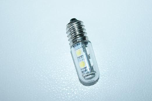 Kühlschranklampe Led : Factop led kühlschranklampe e14 1 w 7 x 5050 smd 60 80 lumen