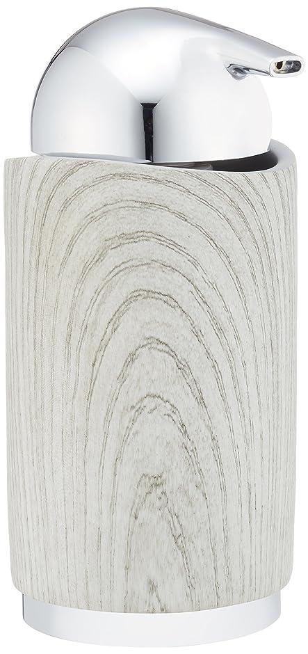 Wenko 21033100 Seifenspender Tundra - elegante Holzoptik ... | {Seifenspender holzoptik 71}