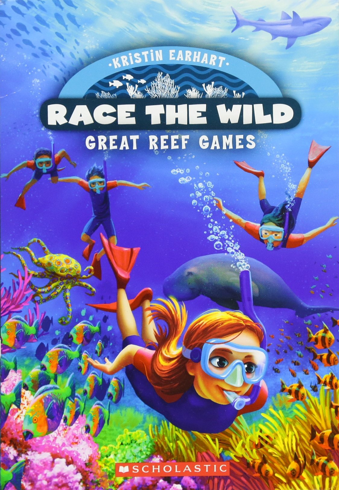 Great Reef Games (Race the Wild)