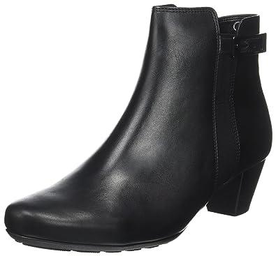 Gabor Shoes Comfort Sport, Bottes Femme, (57 Schwarz Micro), 36 EU
