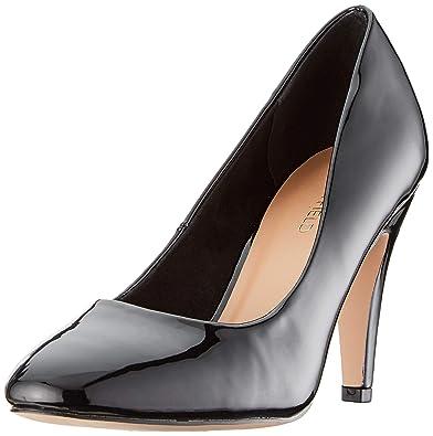 54496d02c9e352 Anna Field Lack-Pumps Schwarz – Damen Schuhe - High Heels