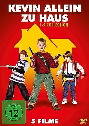 Kevin Allein Zu Haus 1 5 Collection 5 Dvds Amazonde Macaulay