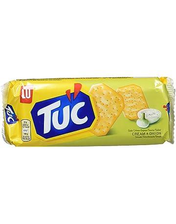Tuc Crackers Crema Agria Y Cebolla - 100 g