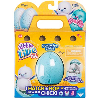 Little Live Pets S2 Surprise Chick Single Pack: Toys & Games