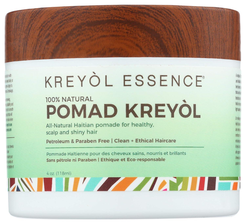 Kreyol Essence, Pomad Kreyol Haitian Pomade, 4 Ounce
