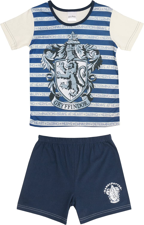 Cartoon Character Products Boys Harry Potter Pyjamas Shortie Pyjama Set 5-12 Years Various Designs