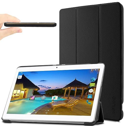 "9 opinioni per YunTab 3G Tablet 10.1 Zoll/ACEPAD A101 (10.1"") TABLET PC Custodia Case, Infiland"