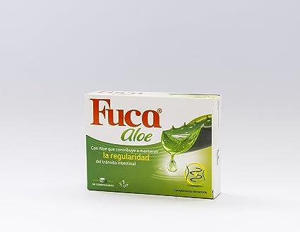 URIACH AQUILEA Fuca Aloe 30 comprimidos
