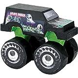 BirthdayExpress Monster Jam Party Supplies - Grave Digger Pinata