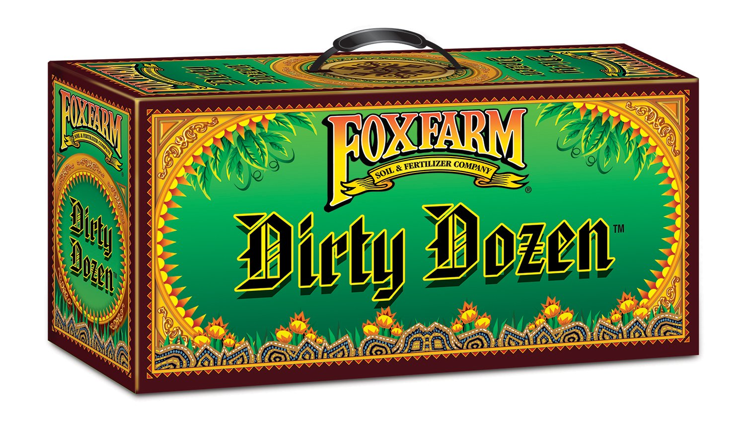Fox Farm Dirty Dozen Starter Kit Sunlight Supply Inc. FX14109