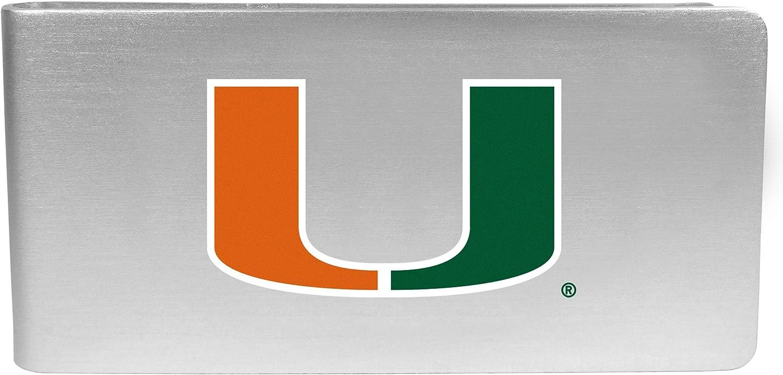 NCAA Miami Hurricanes Logo Money Clip