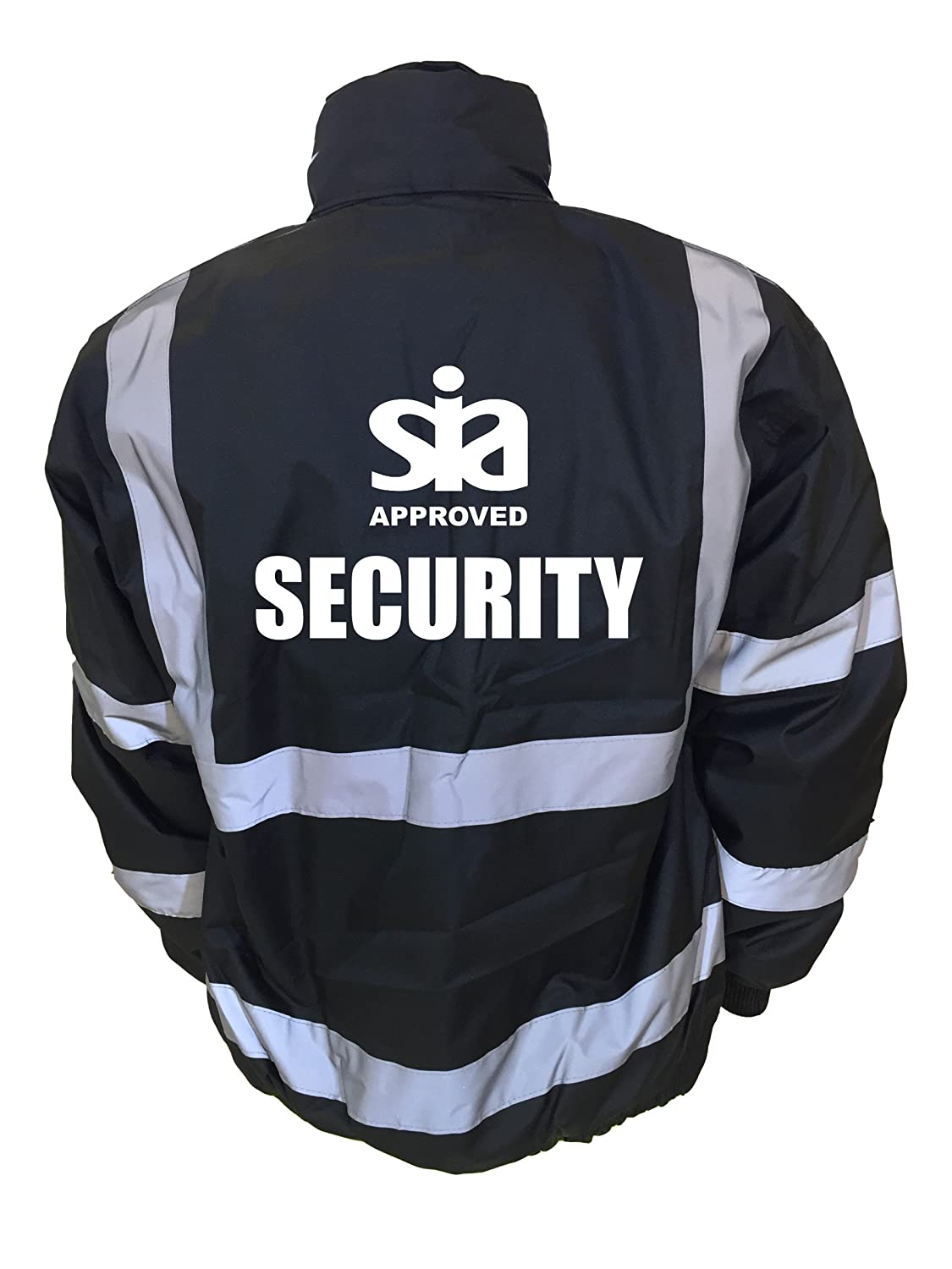Brookhivis Unisex Printed Jacket Sia Security