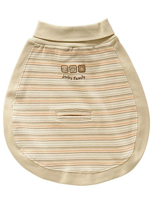 Jacky unisexo saco de dormir, Jacky Family, beige, 50 (0 mes)