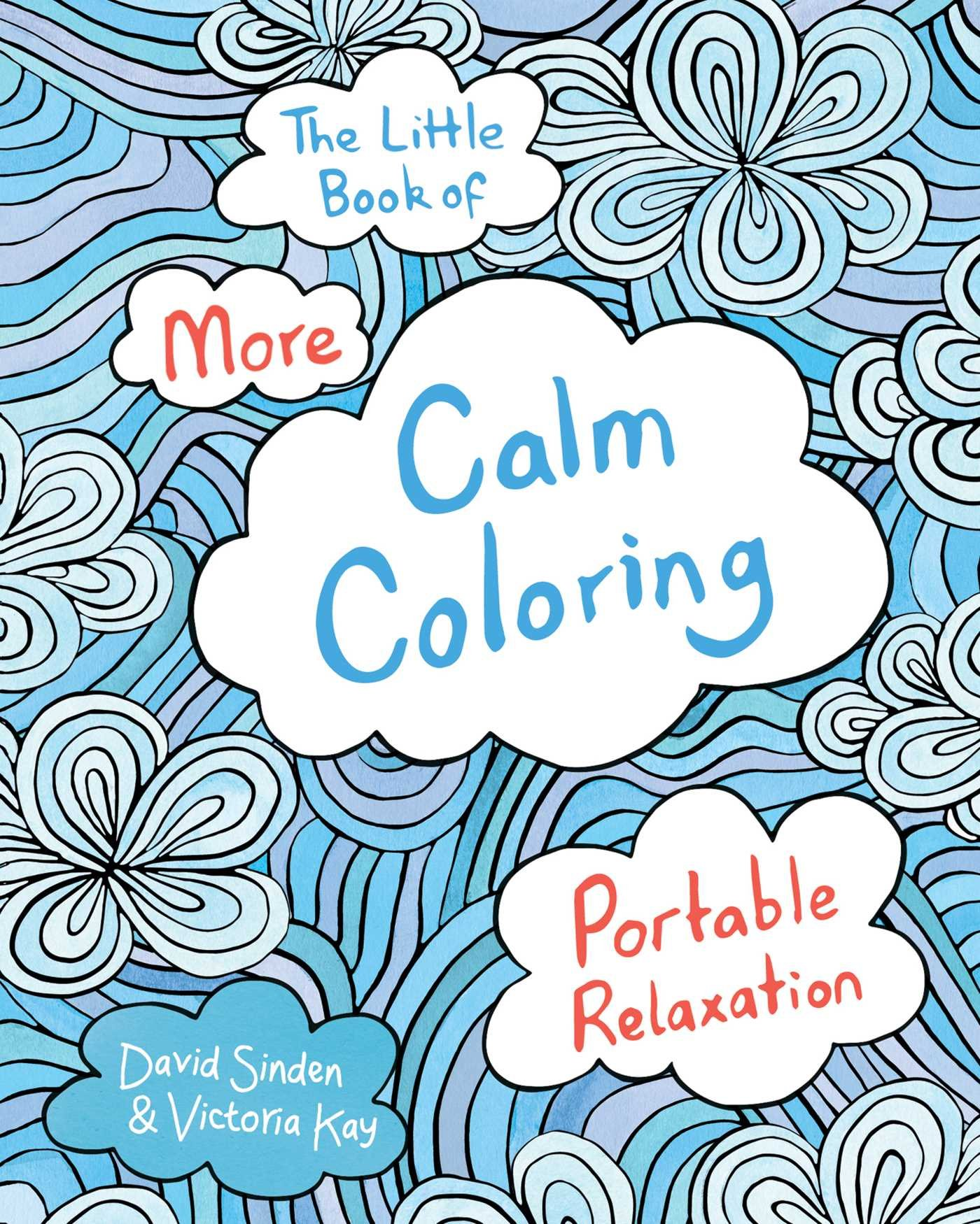 The Little Book of More Calm Coloring PDF