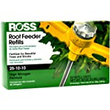 Ross Tree & Shrubs Fertilizer Refills for Ross Root Feeder, 25-10-10 (Ideal for Watering During Droughts), 54 Refills