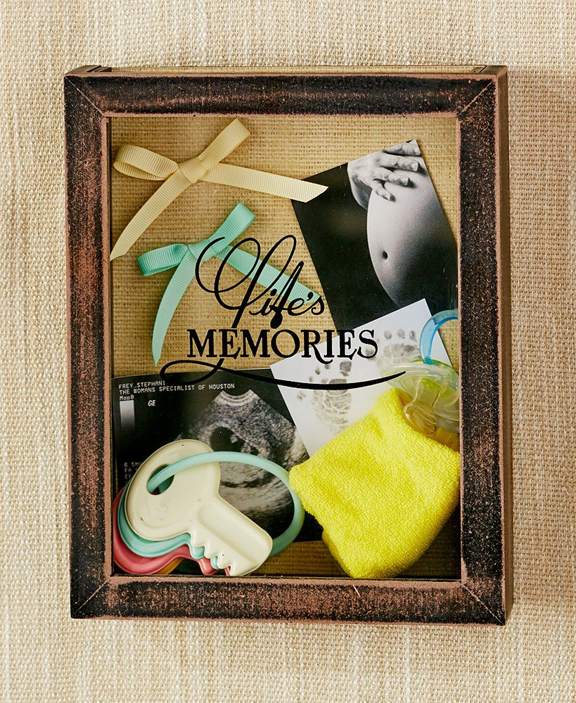 The Lakeside Collection Memento Boxes Life's Memories