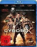 Cyborg X - Das Zeitalter der Maschinen hat begonnen - Uncut [Blu-ray]
