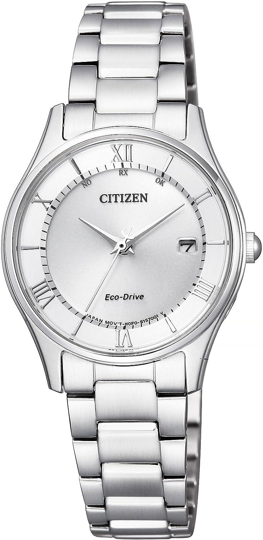[シチズン]CITIZEN 腕時計 CITIZEN COLLECTION シチズンコレクション エコドライブ電波時計 ES0000-79A レディース B07978YCPR
