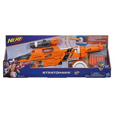 NERF N-Strike Elite Stratohawk: Electronics
