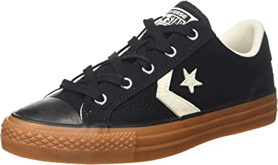 Converse Star Player Ox BlackEgretHoney, Baskets Mixte Adulte