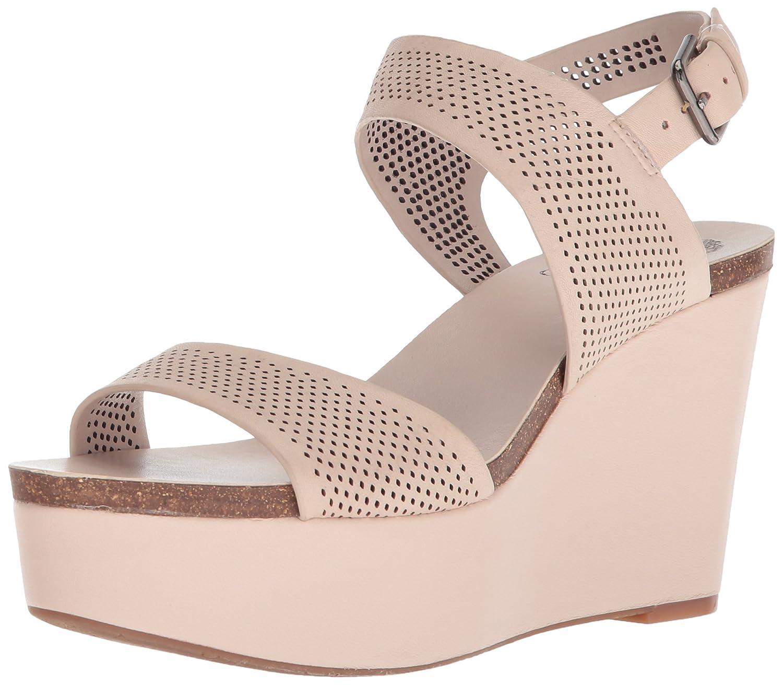 64c675eb947 Vince Camuto Womens Vessinta Wedge Sandal  Amazon.ca  Shoes   Handbags