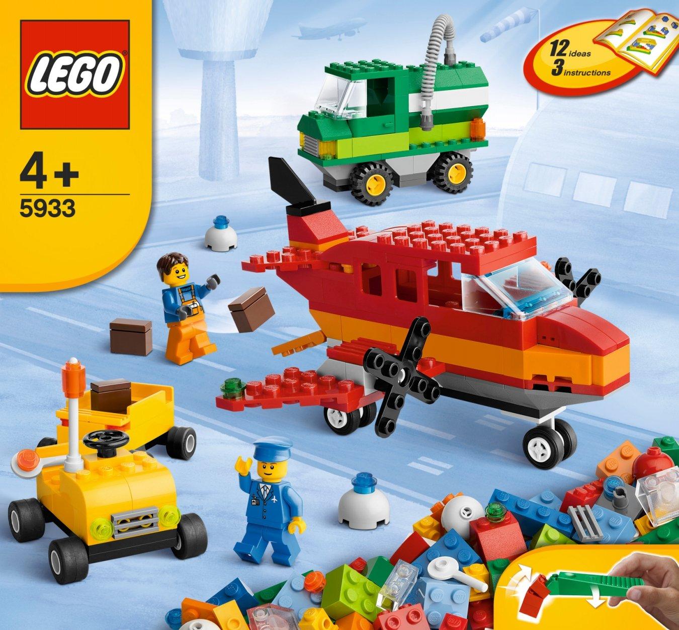 Aeroporto Lego : Lego duplo lego set di costruzione aeroporto amazon