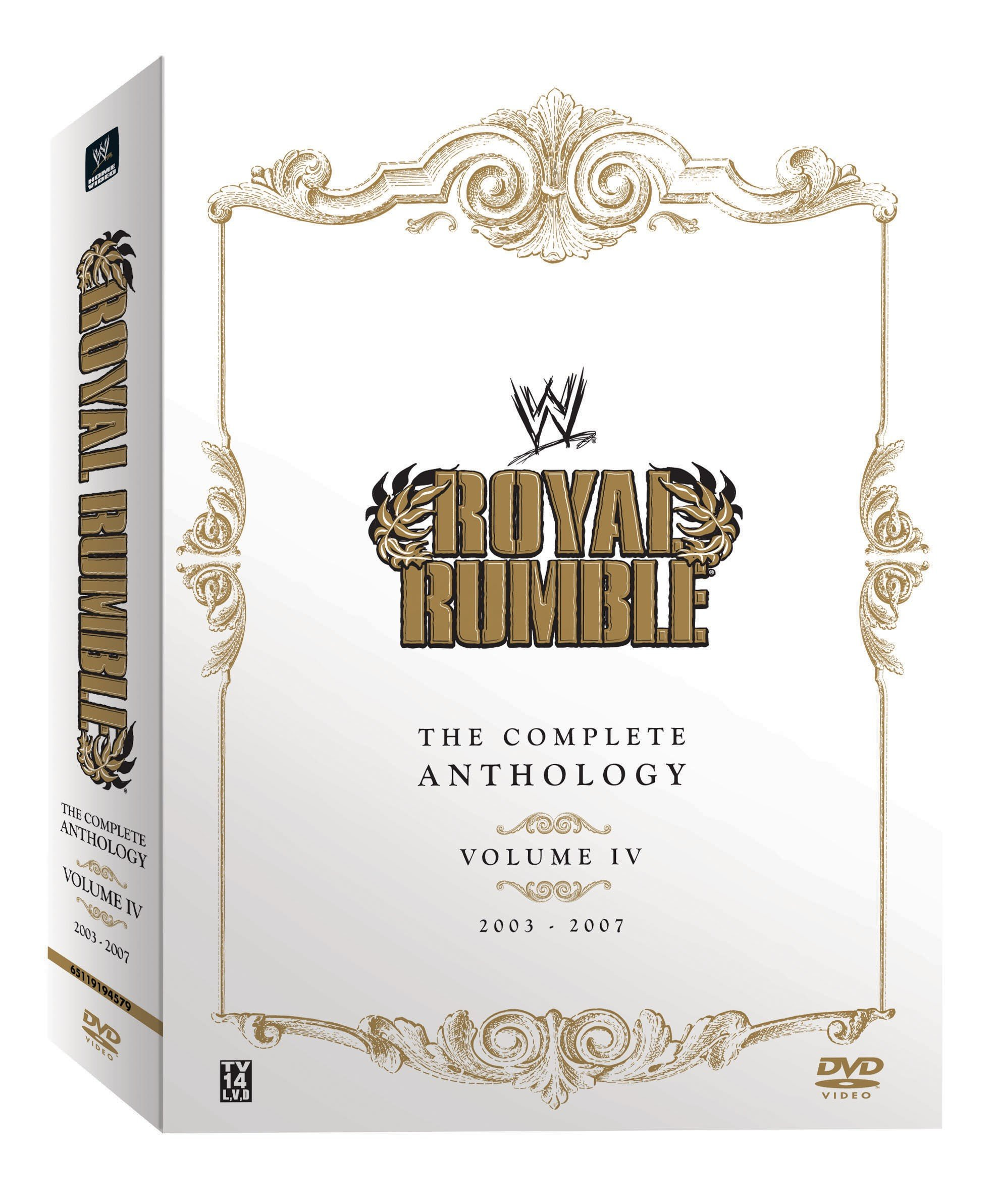 WWE Royal Rumble - The Complete Anthology, Vol. 4 by WELLSPRING/GENIUS