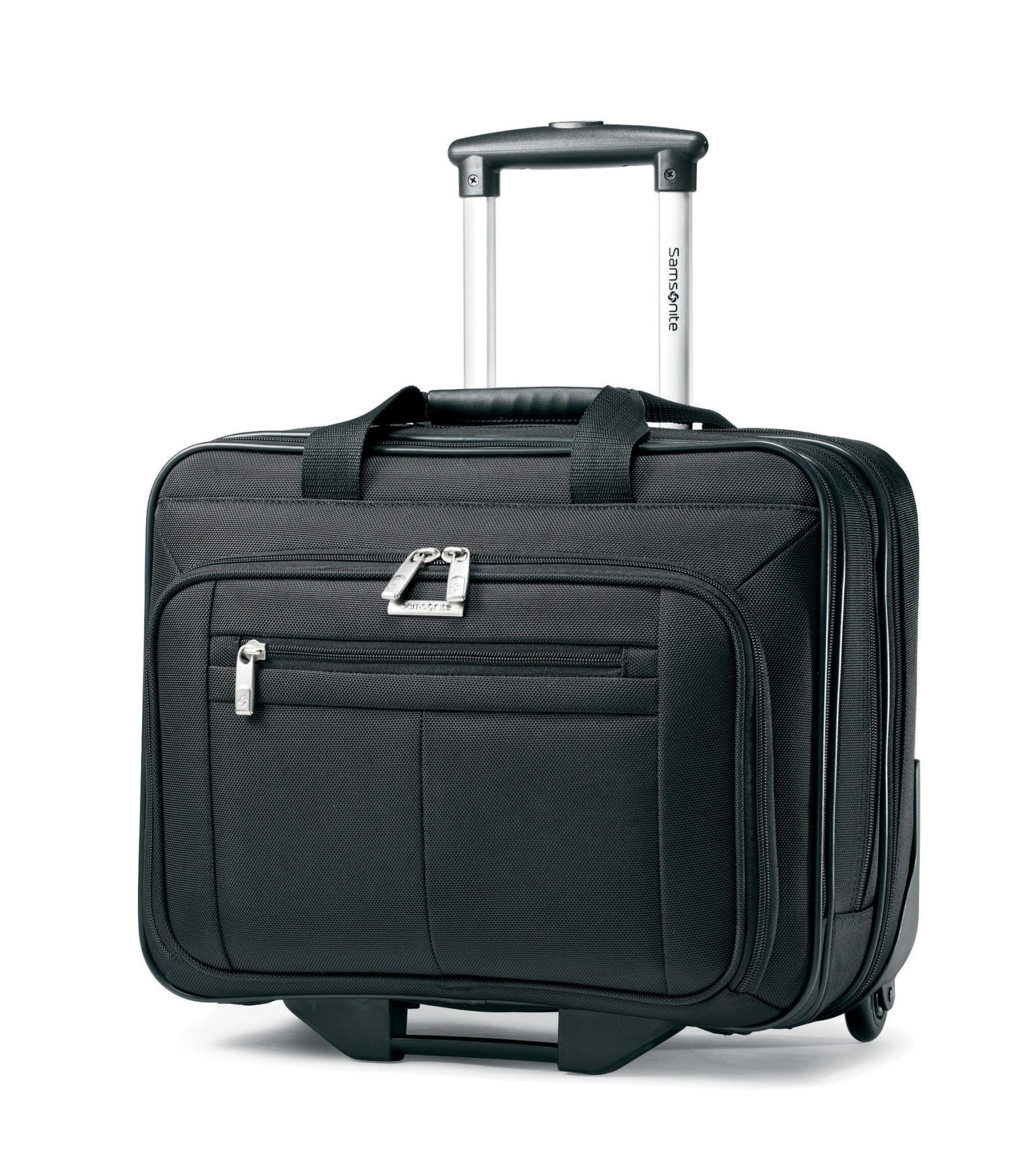 Samsonite Casual Wheeled Laptop Overnighter (one size, Black)