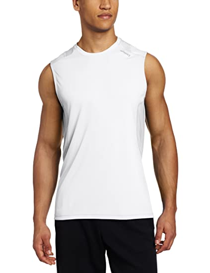 6c579c25cabea Amazon.com  ASICS Men s Favorite SL Shirt  Sports   Outdoors