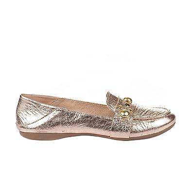 Miglio Mocassins femme -  - Rose dore - 36 ROSE - Chaussures Mocassins Femme