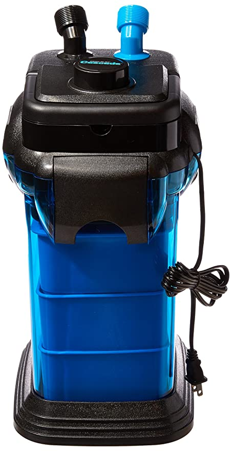 penn-plax cascade 1000 canister filter for upto 100 gallon aquariums ...