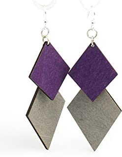 product image for Triangle Dangle Earrings