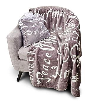 Amazon.com: Blankiegram - Manta de yoga para meditación ...