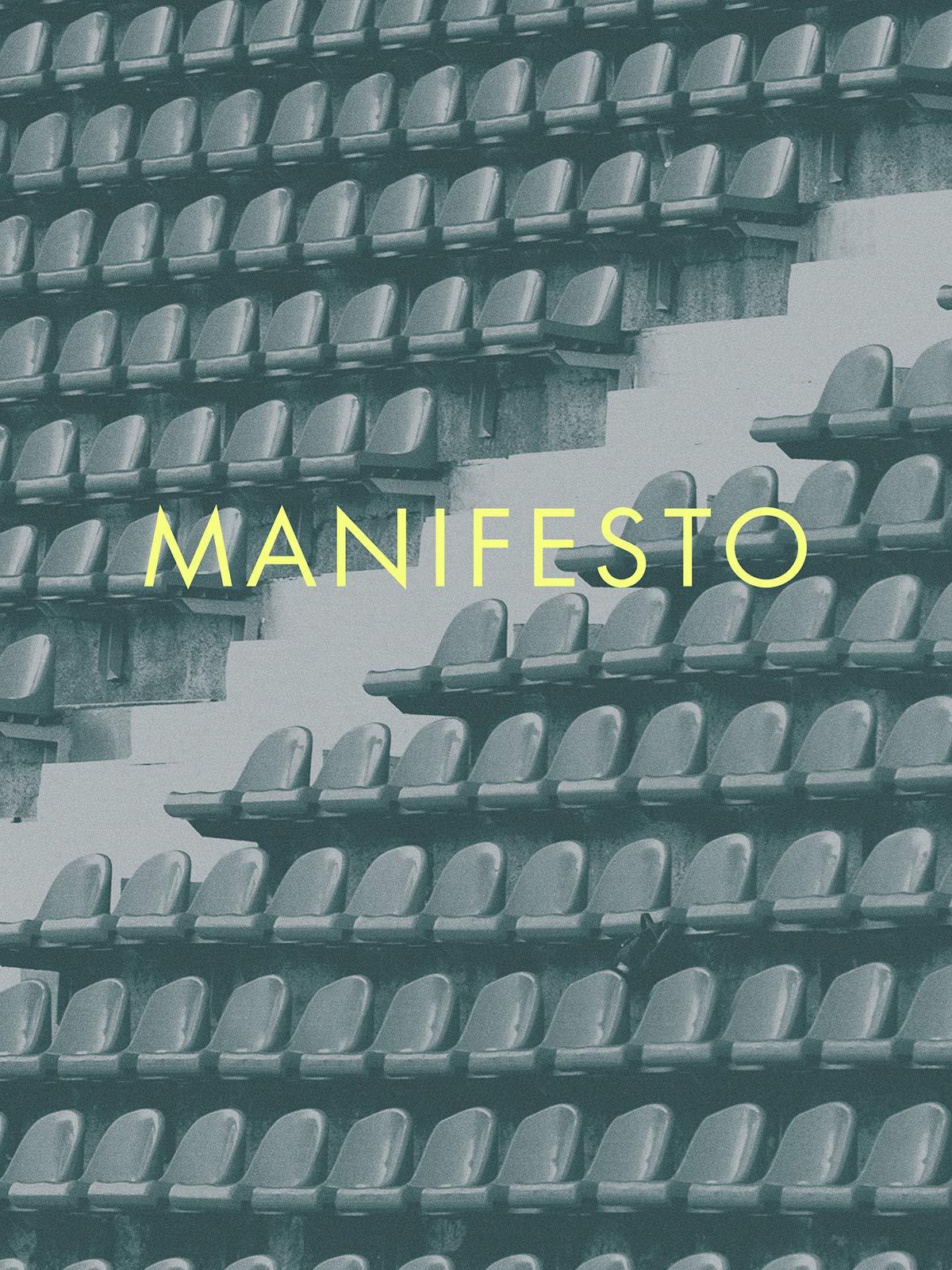 Manifesto on Amazon Prime Video UK