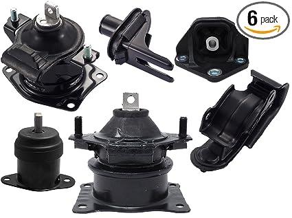 Amazoncom Engine Motor And Trans Mount Kit Pcs For - 2005 acura tl motor mount