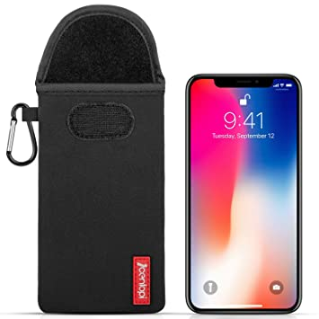 custodia sleeve iphone x