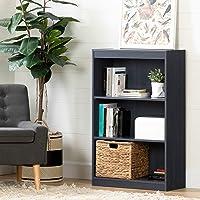 South Shore 3-Shelf Storage Bookcase