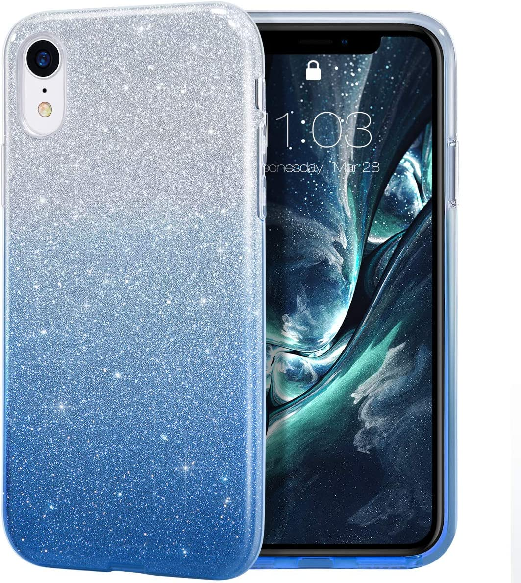 MILPROX Glitter case for iPhone XR 6.1