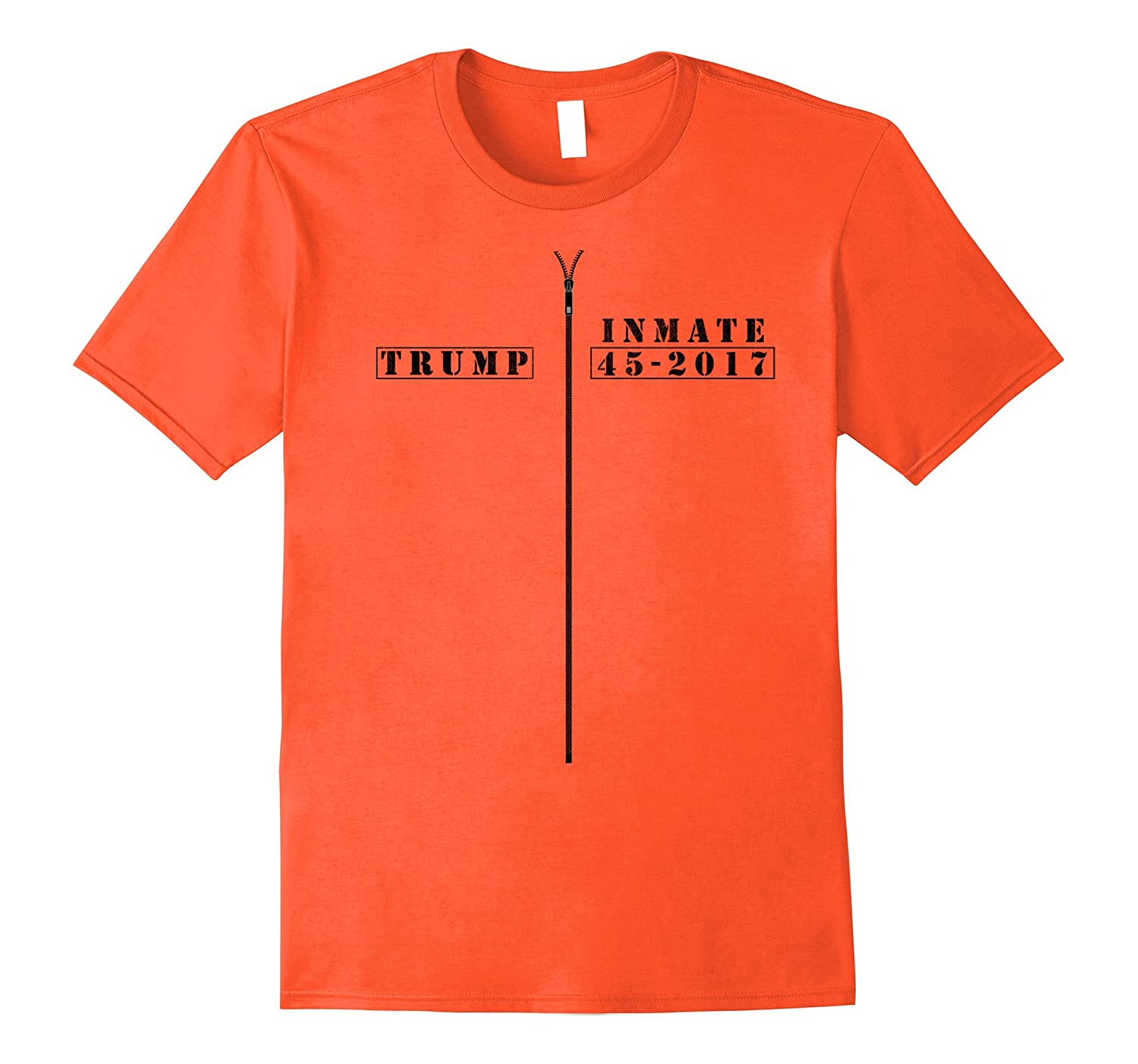 Trump Prison Jumpsuit T-shirt-TH
