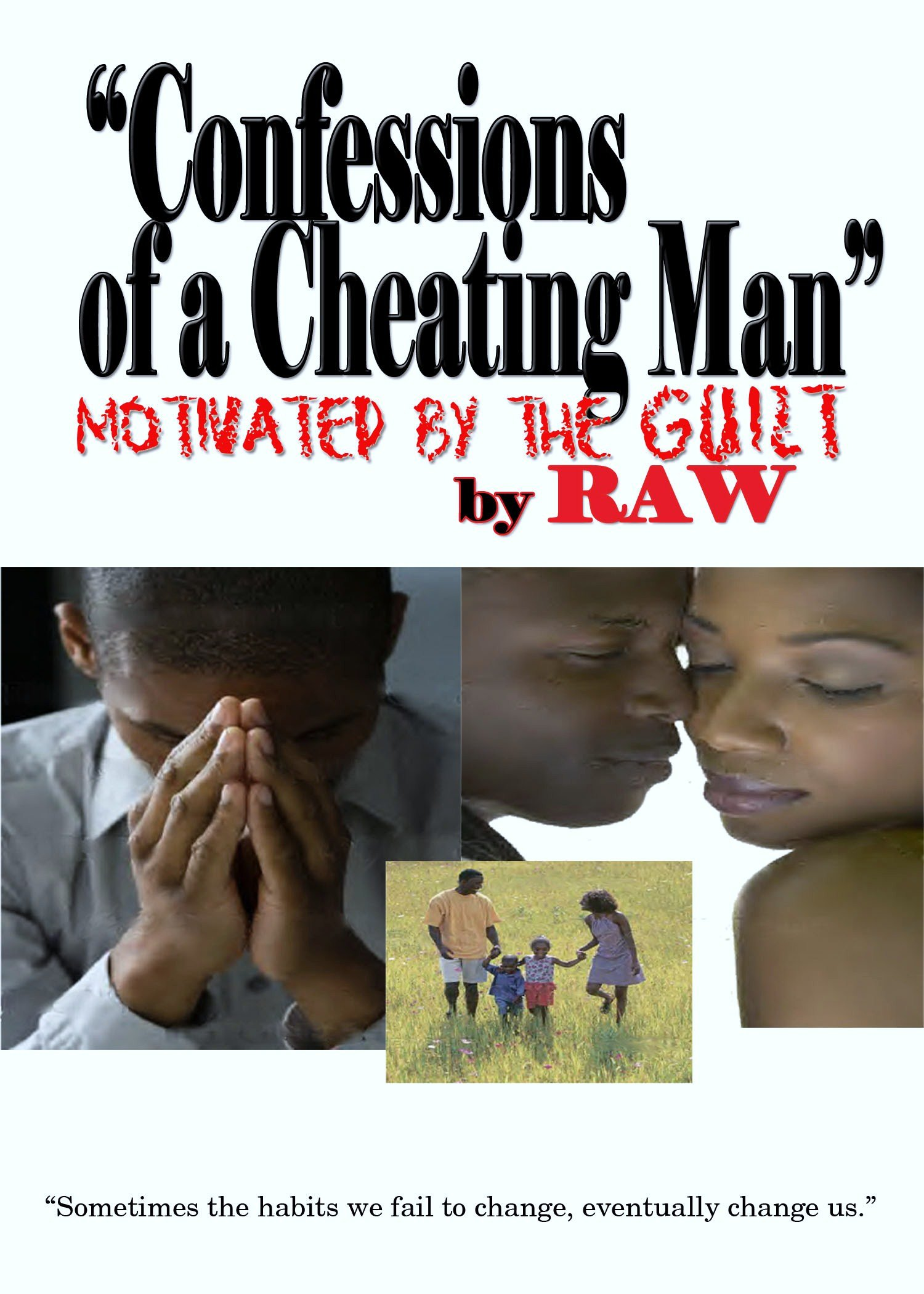 Confessions of a cheating man paperback june 1 2008