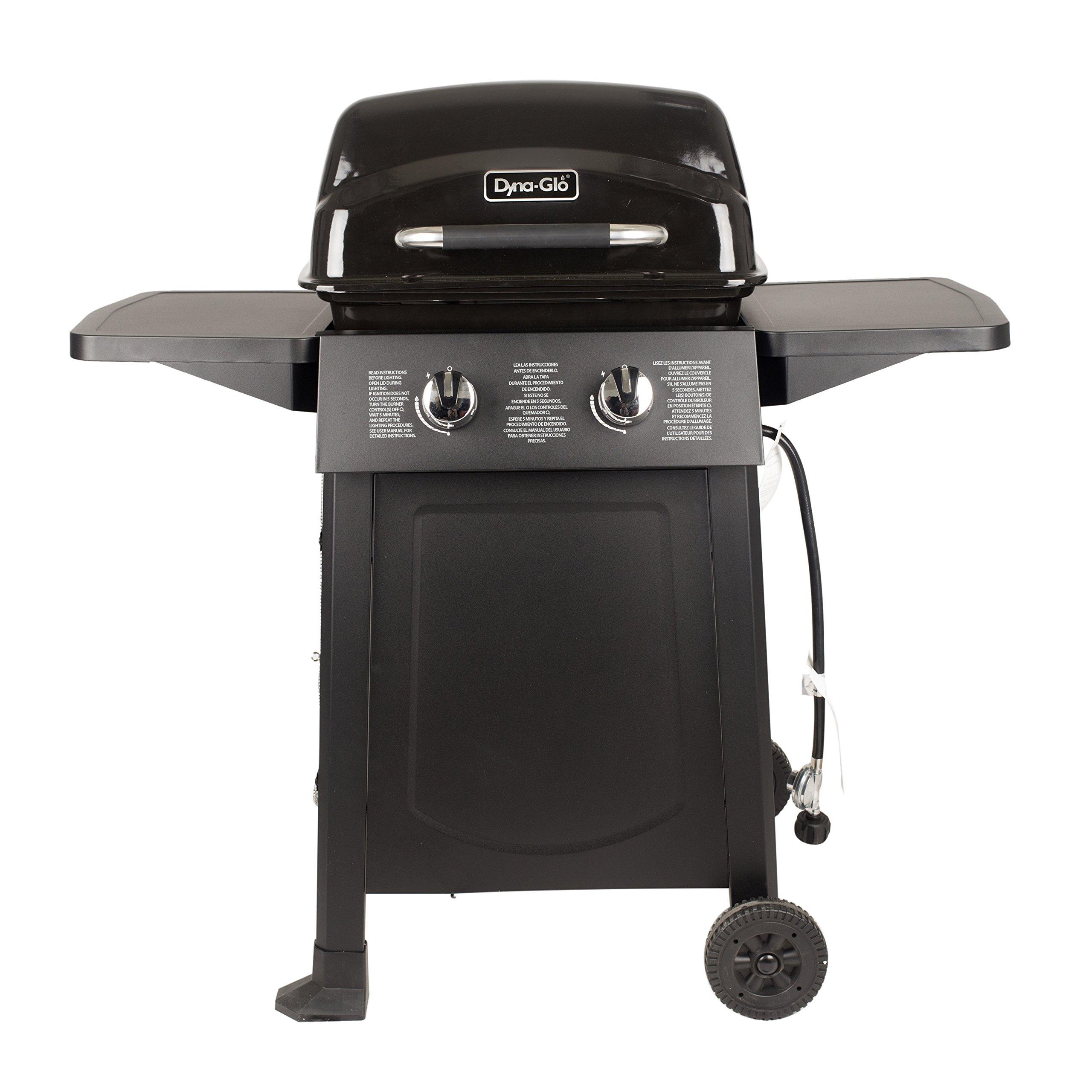 Dyna-Glo DGB300CNP-D 2 Burner Open Cart Propane Gas Grill