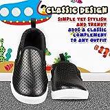 Chillipop SBK401-BLK-T9 Slip-On Sneakers for