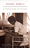 A Collection of Essays (Harvest Book)