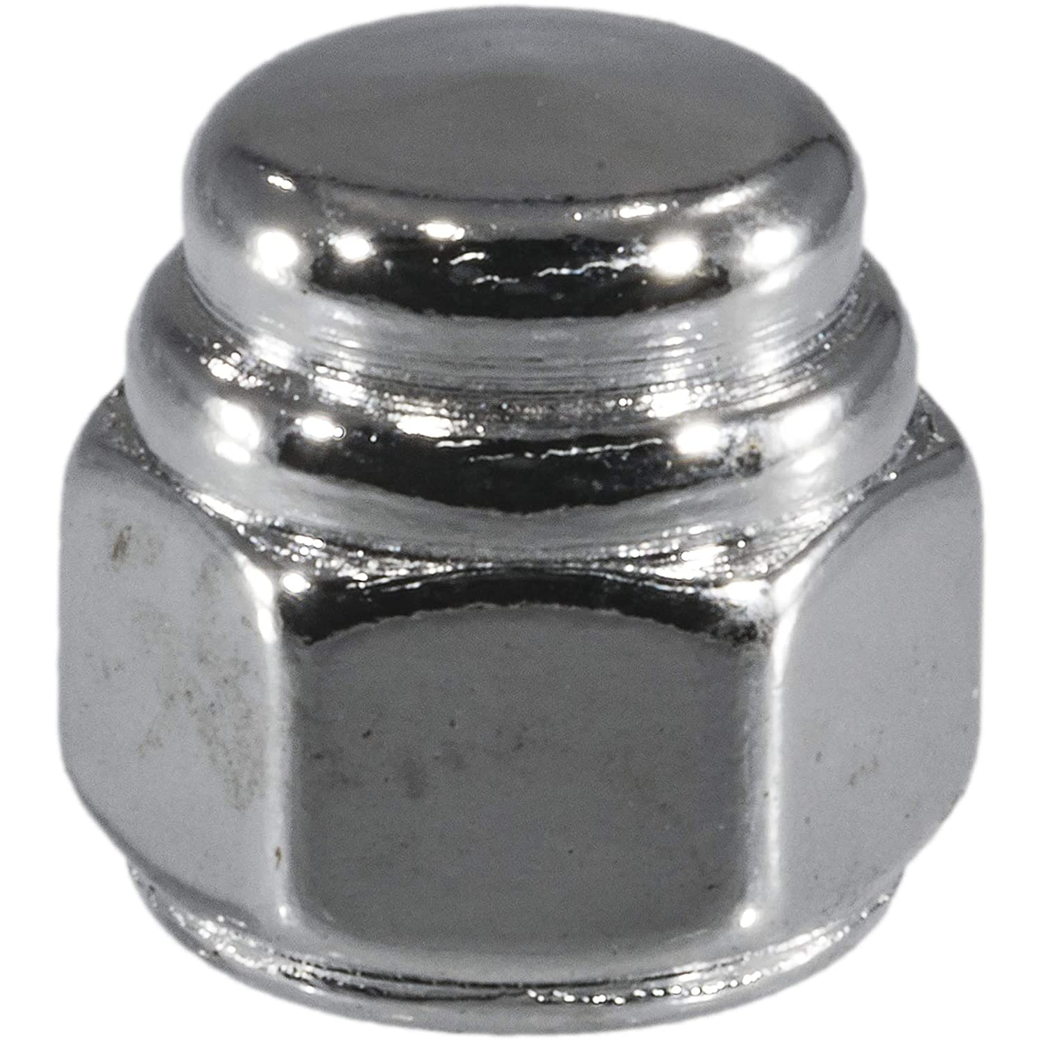 Piece-15 Midwest Fastener Corp 1//4-20 Hard-to-Find Fastener 014973478001 Flat Acorn Nut Chrome