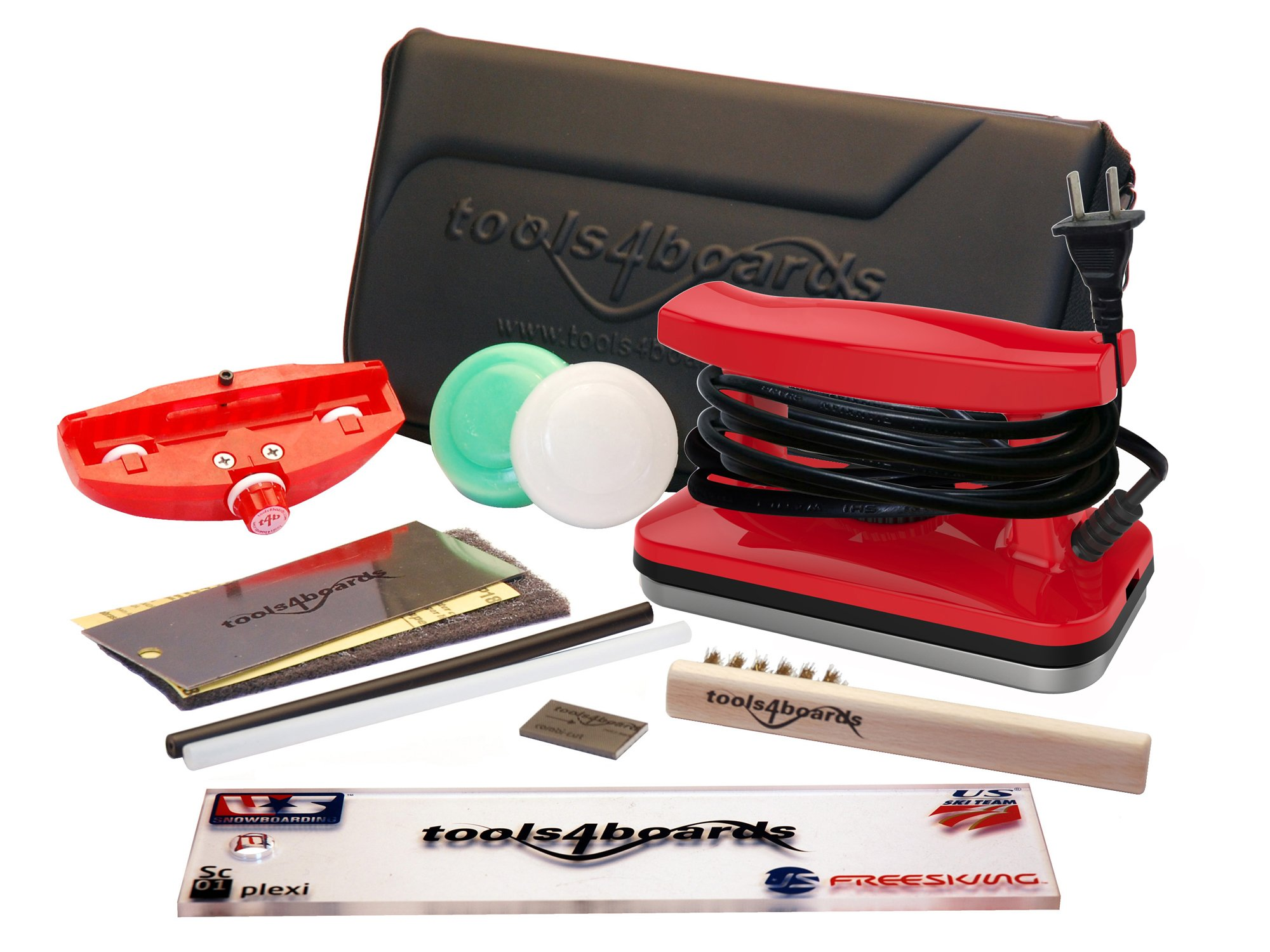 Tools4Boards GLOBAL UberStation Ski and Snowboard Tuning Kit by Tools4Boards (Image #1)