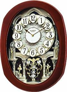 "Rhythm Clocks ""Grand Encore II"" Magic Motion Clock"