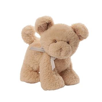 Amazon Com Gund Baby Oh So Soft Puppy Baby Stuffed Animal Baby