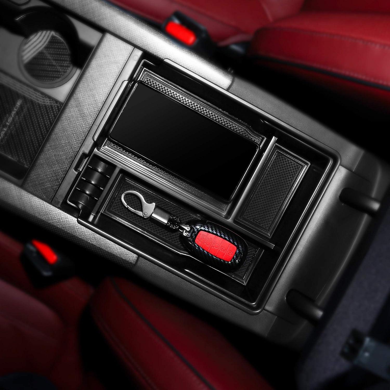 MAYTON Armrest Center Console Tray Organizer Glove Box Storage Box Accessories for Hyundai Palisade 2019-2020