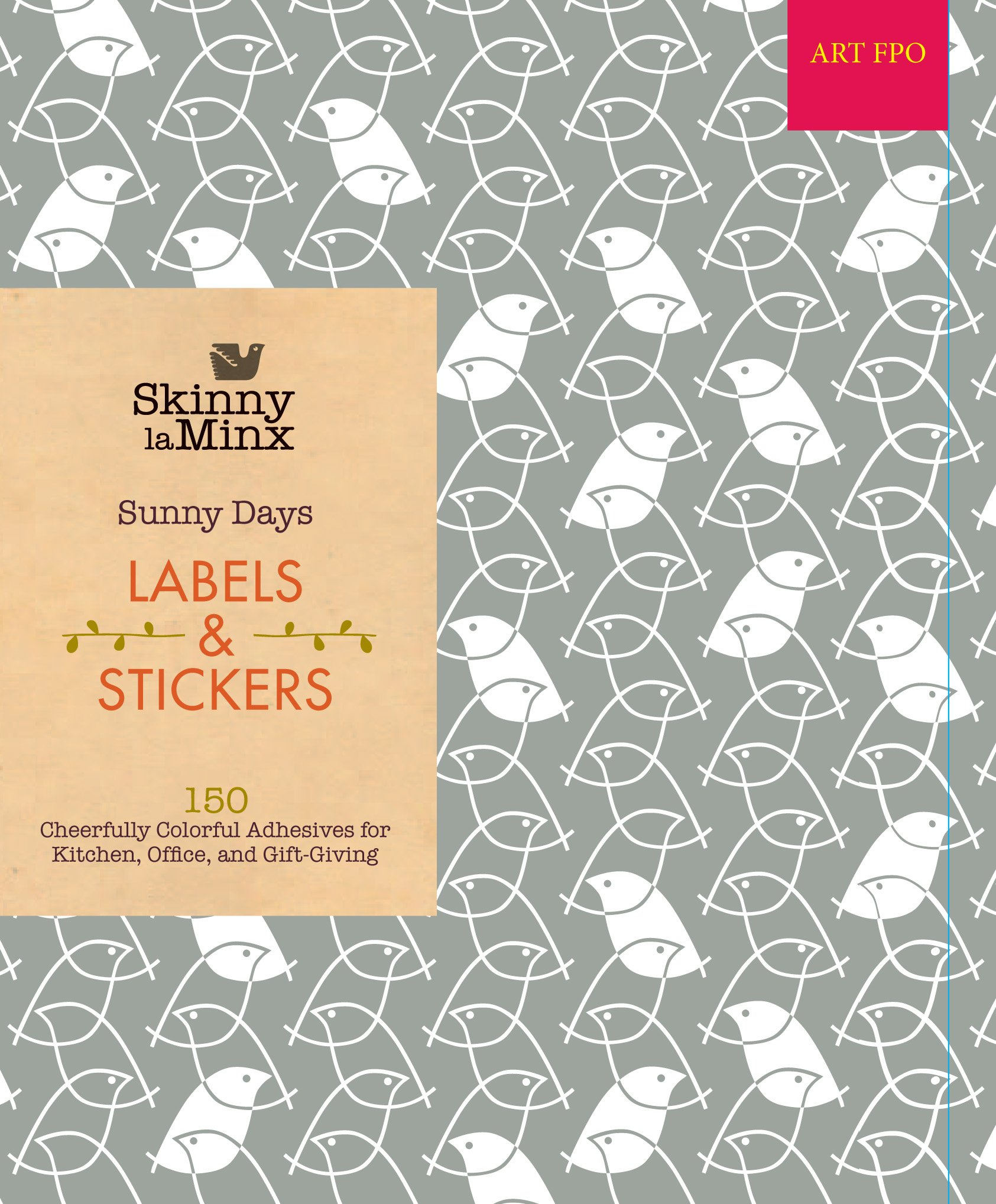 Sunny Days Labels & Stickers (Skinny laMinx): 240 Cheerfully ...